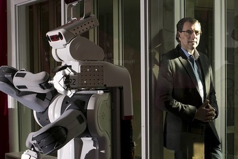 Be Calm, Robots Aren't About to Take Your Job, MIT Economist Says | Welcoming our robot overlords | Scoop.it