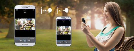 Galaxy S4: Samsung Smart Pause, vos yeux sont vos doigts... | Geeks | Scoop.it