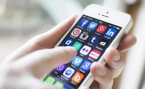 Publicité et réseaux sociaux : tout comprendre en une infographie | Comarketing-News | Internet world | Scoop.it