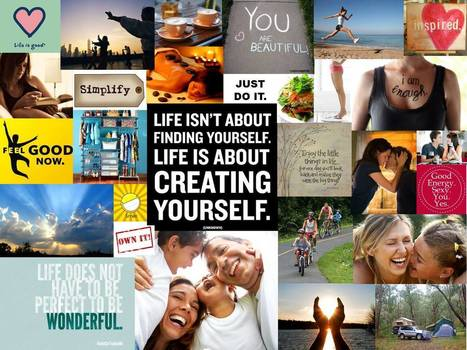 Charting Your Map: Preparing Your Vision Board | All About Coaching | Scoop.it