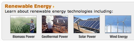 NREL: Learning About Renewable Energy Home Page | 7th Grade Science Finds | Scoop.it