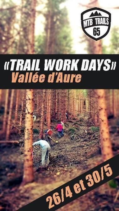 MTB Trails 65 cherche bonnes volontés et bons bras pour dégager les chemins VTT au dessus d'Ancizan | Vallée d'Aure - Pyrénées | Scoop.it