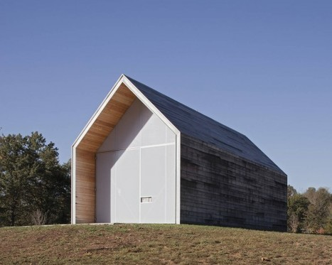 The Shed / Hufft Projects | Idées d'Architecture | Scoop.it