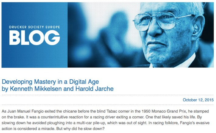 Developing Mastery in a Digital Age | LeadershipABC | Scoop.it
