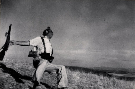 Robert Capa: Finding a Fearless Photographer's Voice   PHOTOGRAPY   Scoop.it