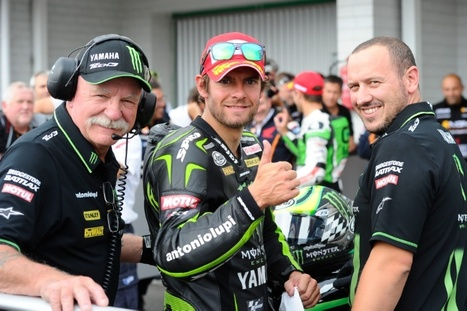 Cal Crutchlow - Q&A: Part 2 | Ductalk Ducati News | Scoop.it