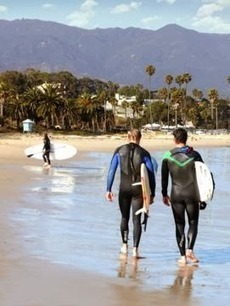 Santa Barbara's Surf Culture - California Road Trip | Surf is Life! | Scoop.it