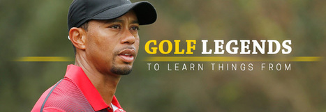 The Golf Legends to learn things from   Guides   Scoop.it
