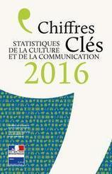 Les Chiffres clés de la culture 2016 | MusIndustries | Scoop.it