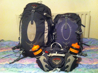 Chase The Rainbow: Review: Osprey Atmos 35L & 25L Packs. | Adventure Travel | Scoop.it