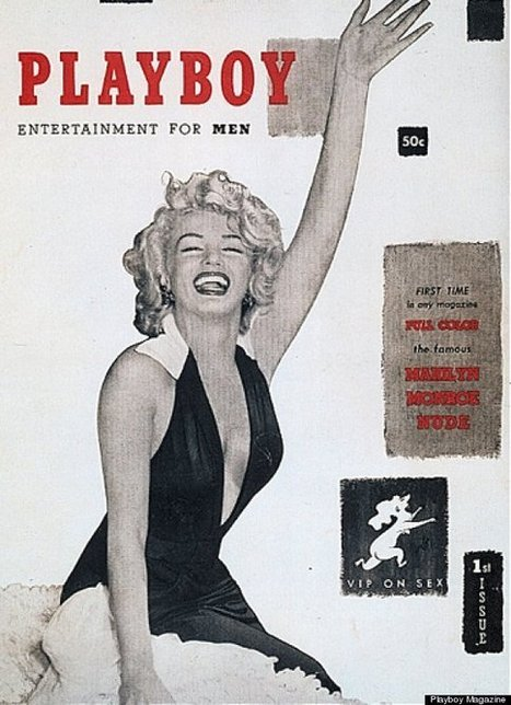 Playboy Re-releases its First Issue 60 Years Later - Consumer @ FolioMag.com | Digital-News on Scoop.it today | Scoop.it