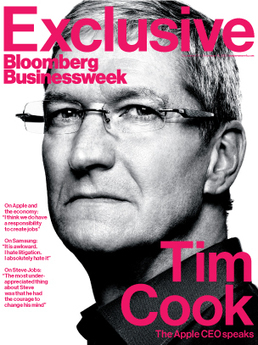 Tim Cook's Freshman Year: The Apple CEO Speaks - Businessweek | MobileandSocial | Scoop.it