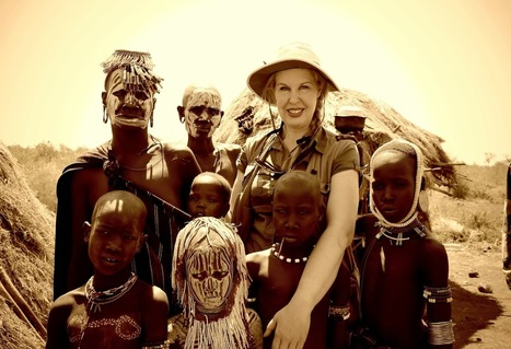 Ethiopian Mursi Tribe Expedition - a fascination with lip plates | stylish world | Scoop.it