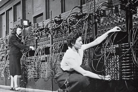 70 years ago, six Philly women became the world's first digital computer programmers | A Voice of Our Own | Scoop.it