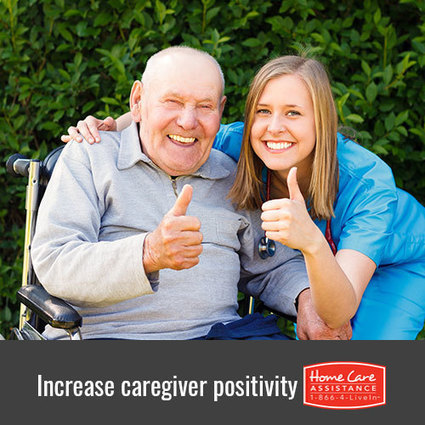 3 Surprising Ways Caregivers Can Improve Mood | Home Care Assistance of Oklahoma | Scoop.it
