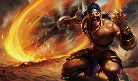 Three new skins added in PBE update, coming to 'League of Legends' - StickSkills | Nice Shot, Cupcake. | Scoop.it