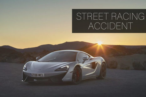 McLaren Totaled in Multivehicle Accident in Woodland Hills | California Car Accidents | Scoop.it