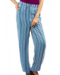 Women's Palazzo Pants - Blue | EdayGarments- Buy Dresses, skirts, tops, Tunics | Scoop.it