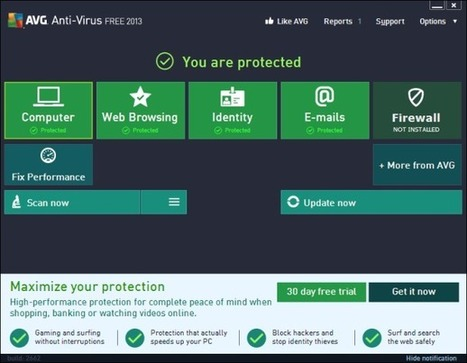 AVG goes all-in with Windows 8 | Windows 8 Apps | Scoop.it