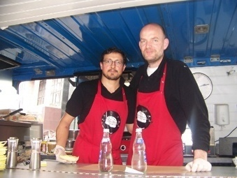 The Rolling Cantine, un food truck à Lyon   Food Trucks actu   Scoop.it