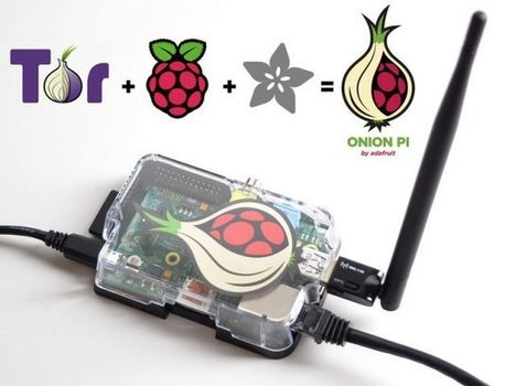 Worried Who's Watching Your Web Browsing? Adafruit's Onion Pi Tor Proxy Project Creates A Private, Portable Wi-Fi... | 21st Century Innovative Technologies and Developments as also discoveries, curiosity ( insolite)... | Scoop.it