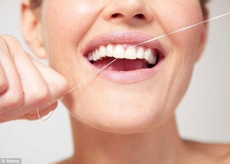 Flossing is a waste of time! We all hate doing it   Kickin' Kickers   Scoop.it