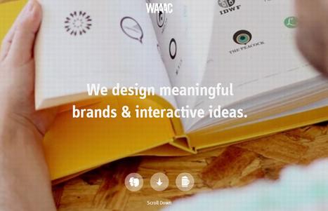 35 Fullscreen Websites for Design Inspiration | SpyreStudios | Web, marketing, design | Scoop.it