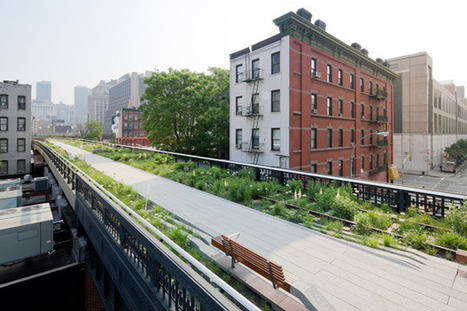 An interview with Charles Waldheim: Landscape Urbanism Now   highline   Scoop.it