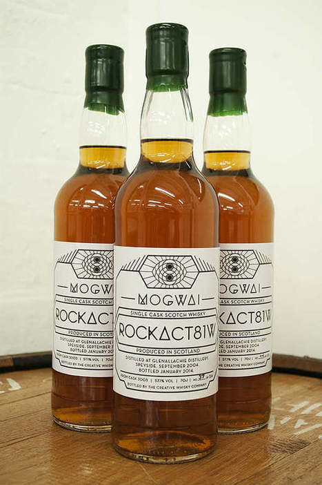 Mogwai has a new whiskey, and it's strong stuff. | Southern California Wine and Craft Spirits Journal | Scoop.it