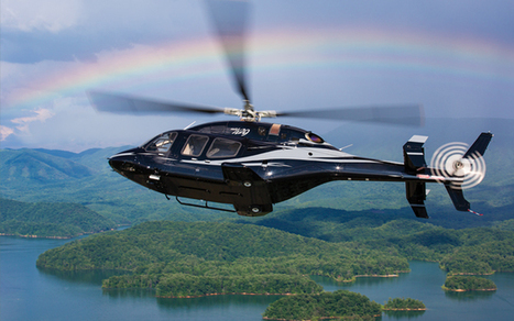 Leaders Should Take a Helicopter Ride Once in a While | Surviving Leadership Chaos | Scoop.it