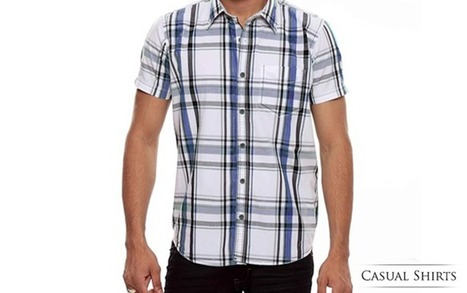 Custom Made Casual Shirts for Men's at Affordable Price. | American Custom Clothing Trends | Scoop.it