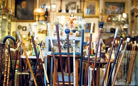 Antique shopping in Paris: go with your gut - Telegraph.co.uk | Historic Preservation | Scoop.it