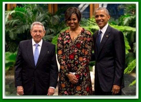 Michelle Obama's 2 Dresses Cost 23 Times The Average Annual Salary In Cuba – BB4SP | Less Government More Fun | Scoop.it