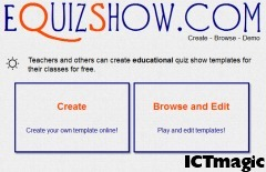eQuizShow | Games -- Learning and Teaching | Scoop.it