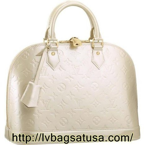 Louis Vuitton Alma Monogram Vernis M91445   Loui Vuitton Outlet Online 70% Off,Free Shipping   Scoop.it