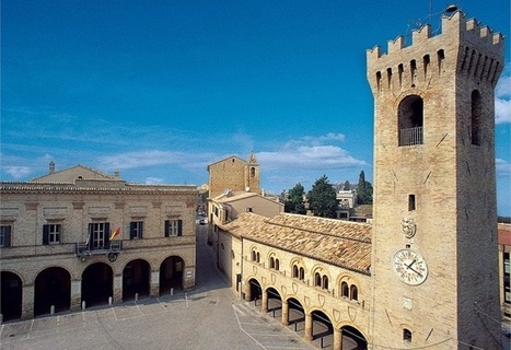 Montelupone, a jewel nestled in Marche | EN - Expo 2015 | Le Marche another Italy | Scoop.it