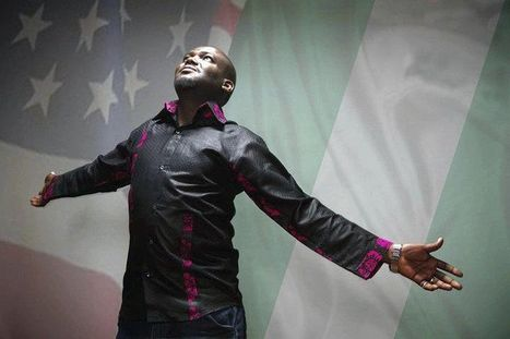 Goshen vocalist pays tribute to father, afrofusion on new album | ResQ Records | Midwest Music and Entertainment, Indiana | Scoop.it