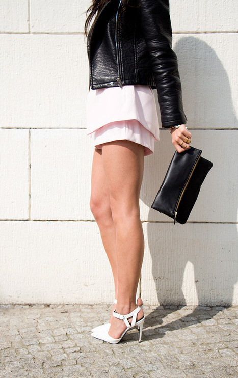 Finders Keepers: The Pink Playsuit   Not Your Standard   Not Your Standard Looks   Scoop.it