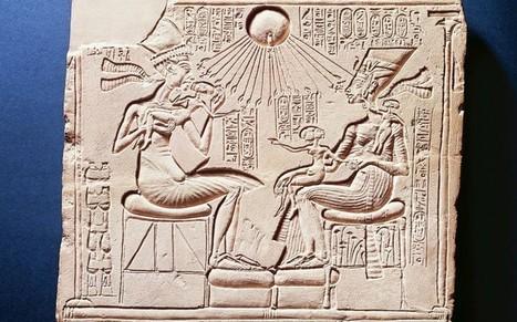 Akhenaten: mad, bad, or brilliant?  - Telegraph | AncientHistory@CHHS 2012-13 | Scoop.it
