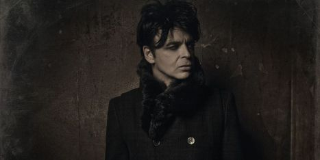 """Gary Numan goes full electro goth with new single """"Love Hurt Bleed ... 