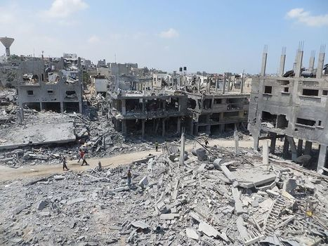 Donors Growing Weary of Reconstructing Gaza | Upsetment | Scoop.it