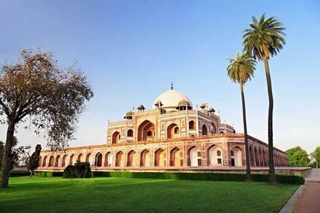 In Pictures : Humayun's Tomb, Delhi - La Vacanza | India Holiday Destinations | Scoop.it