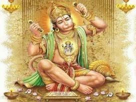 It still sits under the feet of Lord Hanuman Lnkini | Rashifal, Horoscope and Sprituality News | Scoop.it