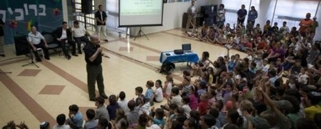 Indoctrination at Israeli schools | Info about the IP conflict | Scoop.it