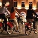 Premier comptage des cyclistes à Toulouse : le vélo est bien en progression | L'autre mobilite | Scoop.it