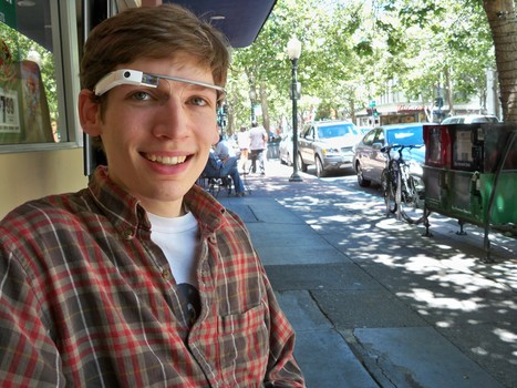 Google may not like it, but facial recognition is coming soon to Glass   Metatataggsolutions-blog   Scoop.it