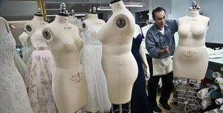 Retailers pin hopes on realistic mannequins - Mail Tribune | unique wedding dresses | Scoop.it