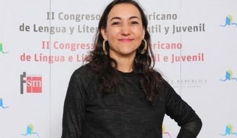 Ana Garralón: Lecturas que construyen preguntas | Formar lectores en un mundo visual | Scoop.it