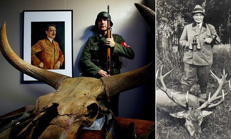 Hitler's plan to bring back historic beasts from the dead... to hunt | Hidden Tales of WW2 | Scoop.it