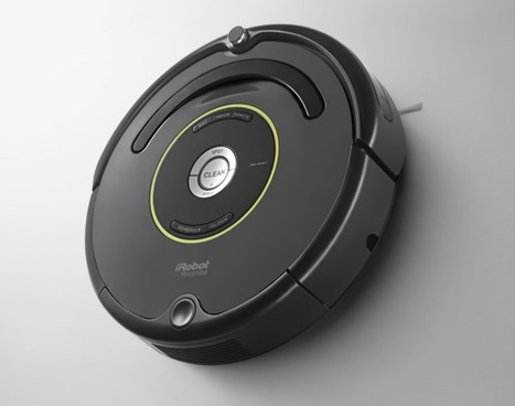 ROOMBA 651 : la propreté en 1 clic | Hightech, domotique, robotique et objets connectés sur le Net | Scoop.it